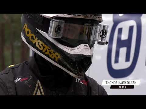 Thomas Kjer Olsen testing with WP