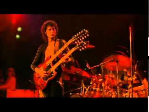 Baixar Led Zeppelin - Stairway To Heaven ( Live, 1973 ) W/ LYRICS