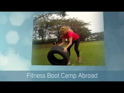 Fitness Boot Camp Abroad