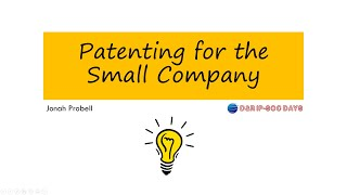 Using a patent portfolio to support a global semiconductor IP business