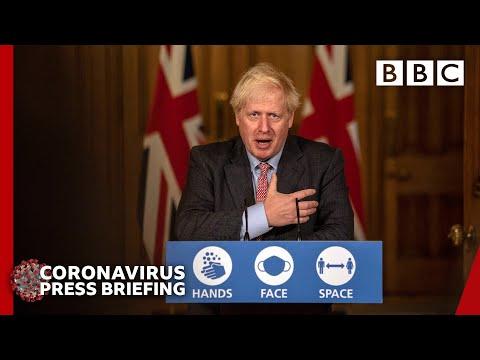 UK at 'critical moment' with coronavirus, Boris Johnson