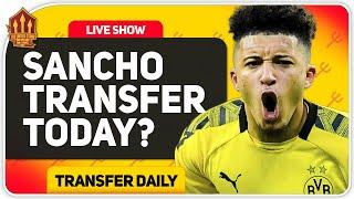 Sancho Deal Today? Man Utd Transfer News