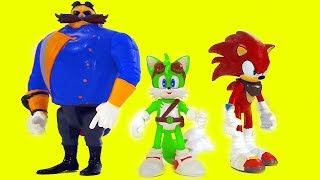Sonic Boom Color Mixup Game