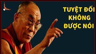 10 ĐIỀU tuyệt đối KHÔNG ĐƯỢC nói với bất kỳ ai - Lời Phật dạy - Dòng chảy cuộc đời