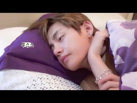 BTS  (방탄소년단) sleep cute moments