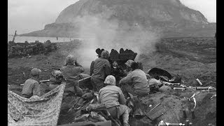 Shooting Iwo Jima | World War II Documentary