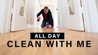 Clean With Me: Whole House (Satisfying Speed Cleaning)