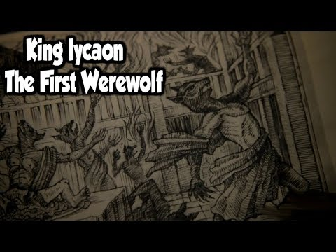 The Story of King Lycaon and Zeus - The First Werewolf (Greek Mythology Explained)