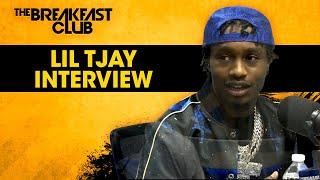 Lil TJay Talks Maturity, Bronx Rap, Constructive Circles, New Music + More