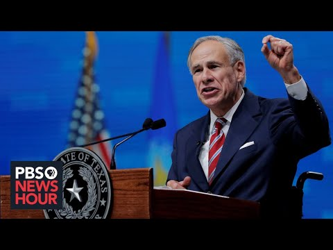 WATCH LIVE: Texas governor gives coronavirus update -- April 27, 2020