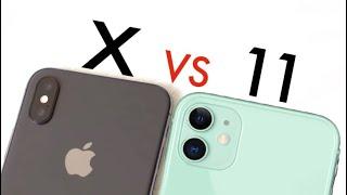 iPhone 11 Vs iPhone X! (Quick Comparison)