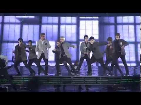 [Super Junior SS4 DVD] Opera - Super Junior