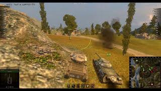 Обзор британского танка Centurion MKI