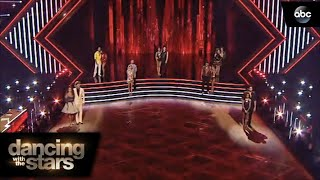 Icons Night Elimination - Dancing with the Stars