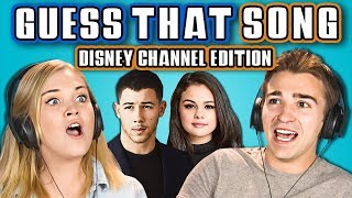 GUESS THAT SONG: DISNEY STARS! (ft. Eliza Taylor)