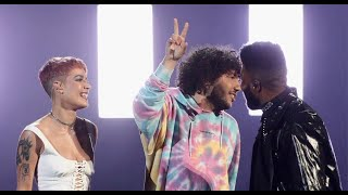 benny blanco, Halsey & Khalid - Eastside (AMAs Performance)