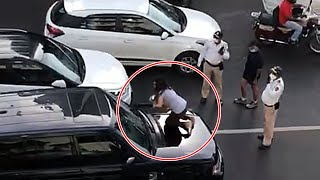 Couple fight caught on camera, video goes viral..
