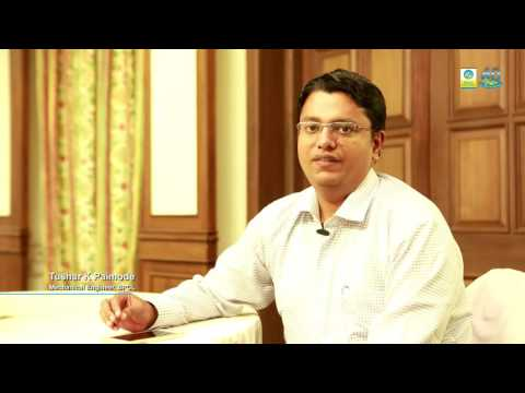 Tushar on his experience with BPCL