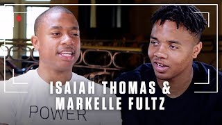 Markelle Fultz x Isaiah Thomas   Last Year Was Last Year