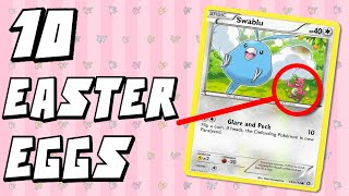 10 Pokemon Card Easter Eggs