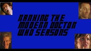 Ranking the Modern Doctor Who Seasons 1-10