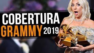 COBERTURA DO GRAMMY 2019   #ParodiasTNT