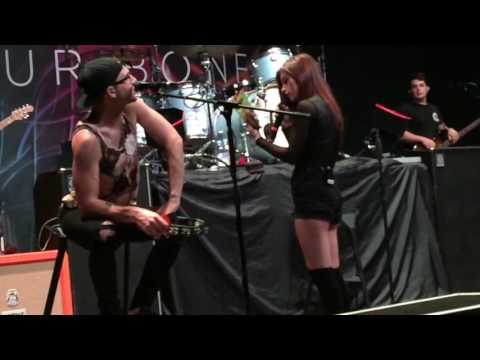 Against The Current - In Our Bones (acoustic) live in Hong Kong