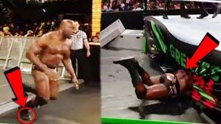 "(15 Mistakes) In WWE Greatest Royal Rumble - Plenty Mistakes In ""Greatest Royal Rumble"" -  Funny"