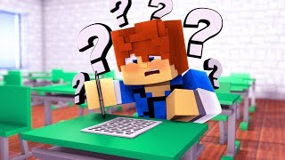 The Test!! | Minecraft School Ep.4 (Minecraft Roleplay)