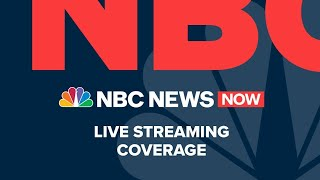 Watch: NBC News NOW Live - October 20