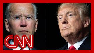 Polls show Trump facing prospect of landslide loss