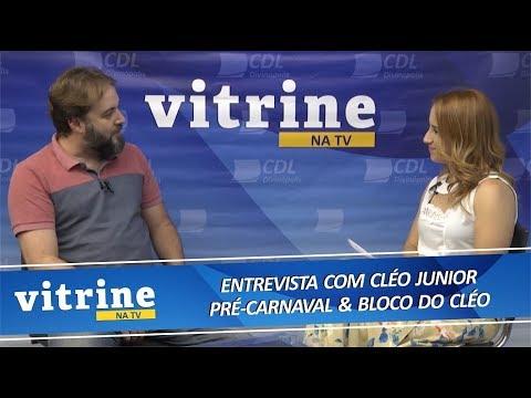 Imagem Programa Vitrine na TV do dia 30 de Janeiro de 2018