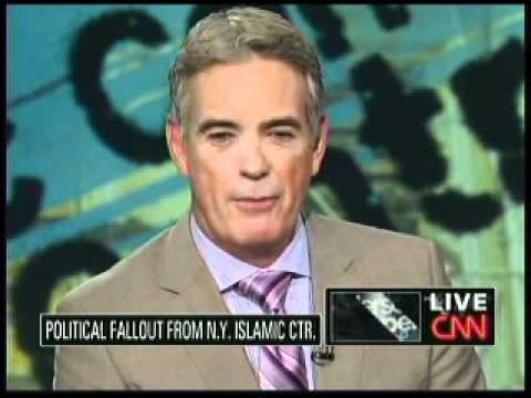 CNN: Anderson Cooper 360 on Ground Zero Mosque: It's Geller's Fault!
