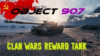 ♕ World Of Tanks ✘ Object 907 Review