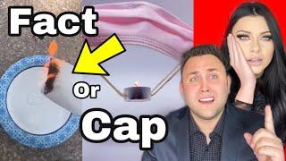 FACT OR CAP TIKTOK