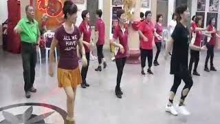 Ali Tarzan Line Dance 29/9/18 Hai Na Association