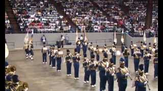 Thurgood Marshall 2004 battle of the bands New Orleans Arena