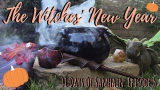 🎃The Witches' New Year: Samhain's Celebration🎊 | ✩31 Days Of Samhain Days: 29-31✩ | ☙Ep. 5❧