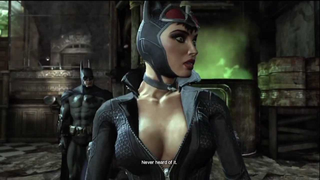 Catwoman Tits 67