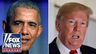 Obama and Trump trade jabs ahead of midterm elections