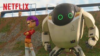 Robot 7723 | Tráiler oficial [HD] | Netflix