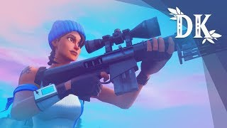 The flick snipe that went VIRAL in Fortnite!