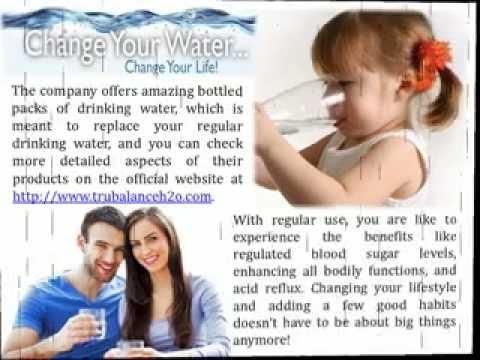 Change Your Diet with Tru Balance Alkaline Water