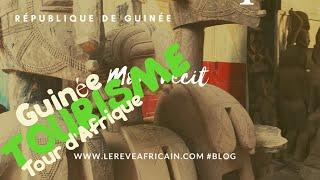 Le Rêve Africain / The African Dream - Tour d'Afrique : « Petit piment » en République de Guinée #LeReveAfricain #Tourisme