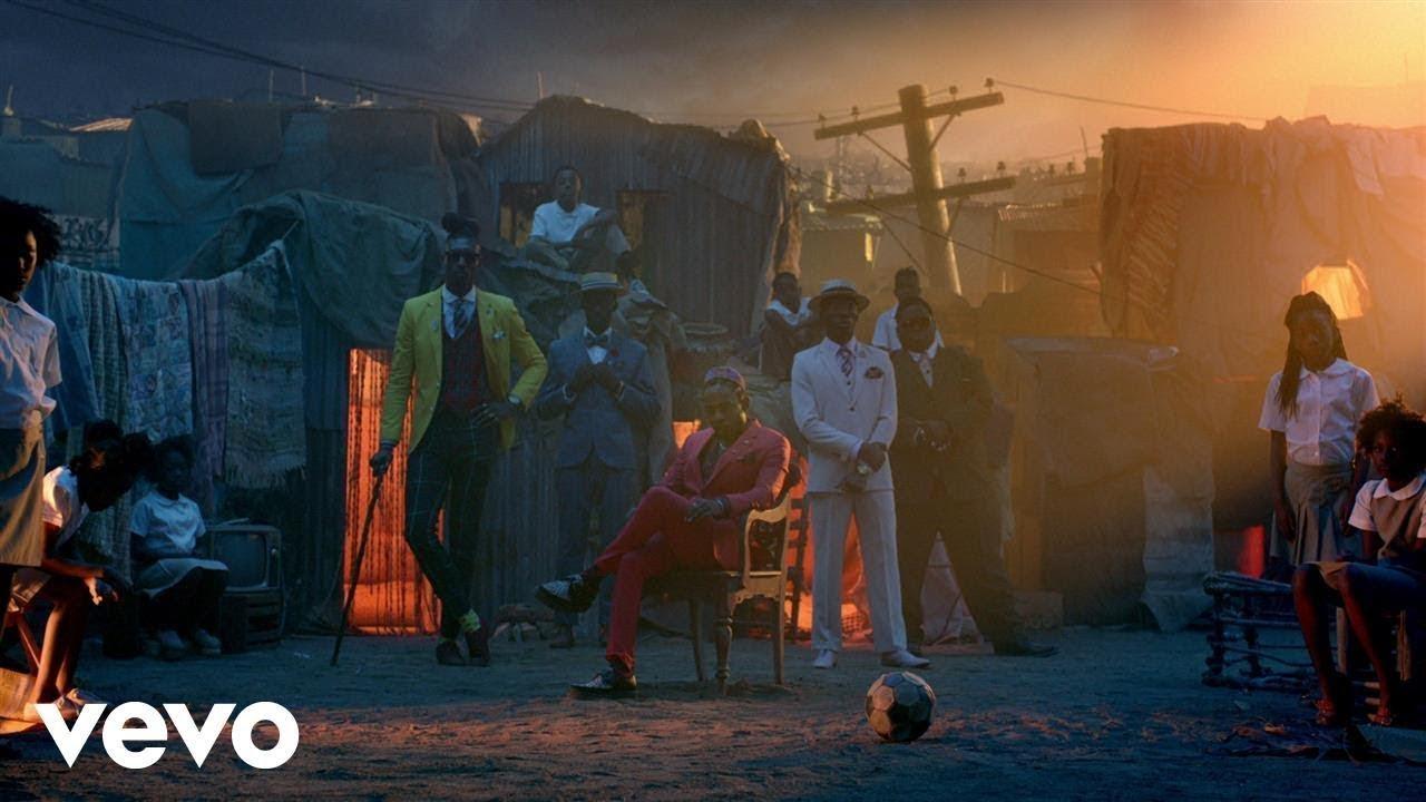 Kendrick Lamar - All The Stars (feat. SZA)