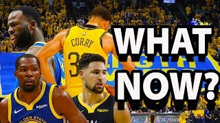 Five BIG QUESTIONS For The Golden State Warriors (ft. Kevin Durant's Free Agency, Klay's Injury)