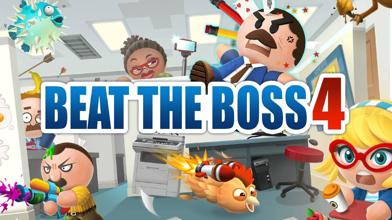 Играй Beat the Boss 4 На ПК 2