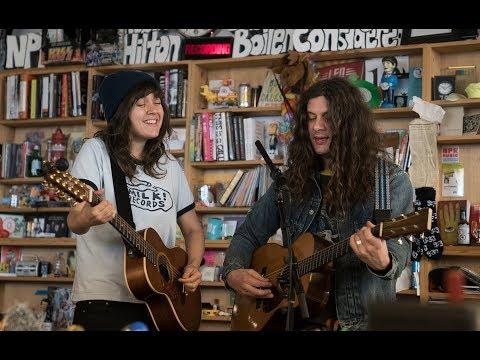 Courtney Barnett and Kurt Vile: NPR Music Tiny Desk Concert