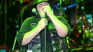 Blues Traveler - Full Concert - 09/03/95 - Shoreline Amphitheatre (OFFICIAL)