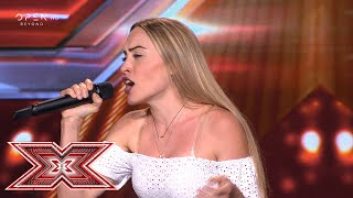 «Something's got a hold on me» από την Ελισάβετ Αθανασιάδου | Auditions | X Factor Greece 2019
